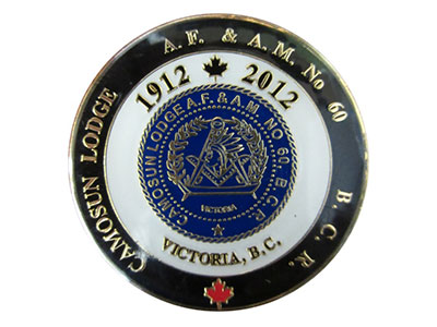 Challenge Coins - Heritage House Trophies